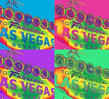 Vegas Sign No. 29 by Benjamin Padgett