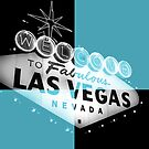 Vegas Sign No. 30 by Benjamin Padgett