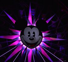 Disney Mickey Mouse Vintage Mickey Mouse by notheothereye