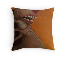 Cherry Topper Throw Pillow