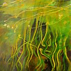 Green Reflections by olga zamora
