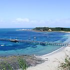 Flinders pier, Mornington peninsula, Australia by SDJ1