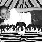Its A  Black & White Thing by DanTheBugleMan