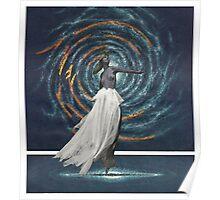 Galaxy Dancer Poster