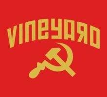 Vineyard Hammer & Sickle by traderjacks
