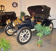 """1910 Packard Model 18 """"Runabout"""" by Jack Ryan"""