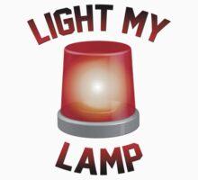Light My Lamp by Josh Eisenmann