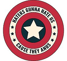 Haters Gunna Hate Alt Photographic Print