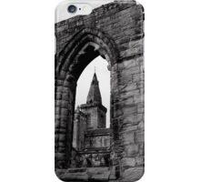 Dunfermline Abbey - Fife, Scotland iPhone Case/Skin