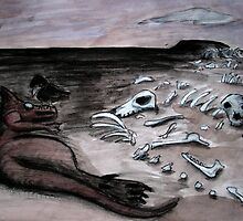 Kangaroo Graveyard by Peter James
