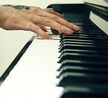 The Pianist by Rachmat Lianda
