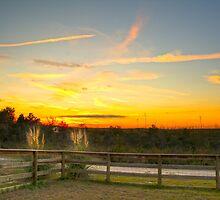 Country Sundown by designingjudy