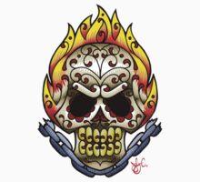 Ghost Rider Sugarskull by Joby Cummings