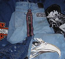 Custom Jeans by JETEdwards