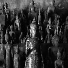 Buddhas everywhere by Jason Kumar