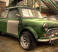 Mini Cooper S by Dave Warren