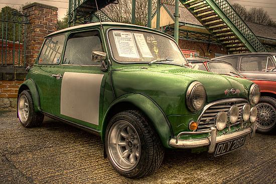 Mini Cooper S by Dave Warren