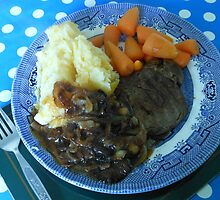 Lean Fillet Steak - The Slimmer's Friend by BlueMoonRose