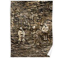 Children Of The Rocks. Poster