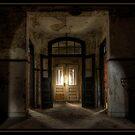 into the light  by blackoutangel