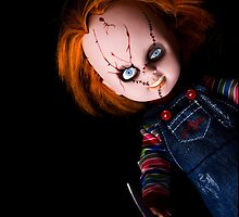 Evil Horror Doll by MMPhotographyUK