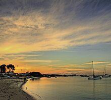 Rockingham Sunset by Murray Swift