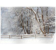 Winter - Westfield, NJ - Snow Day Poster