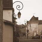 Streets of Montreuil, France by Deanna Roberts Think in Pictures