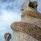 CASA MILA by robshakespeare