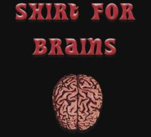 Shirt for Brains by Belinda Stewart