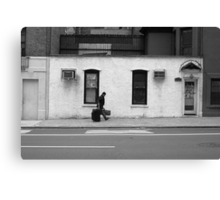 New York Street Photography 32 Canvas Print