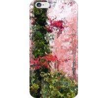 Abstract Forest iPhone Case/Skin