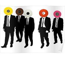 Reservoir Vinyls Poster