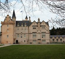 Brodie Castle, Nairn 1 by jacqi