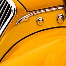 1938 Peugeot 402 Roadster by James Howe