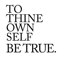 To Thine Own Self by pietowel