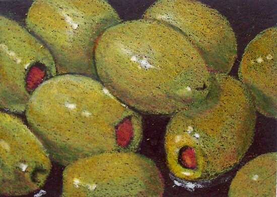 OLIVES by Joyce