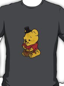 Freddy Fazbear & Winnie the Pooh Mashup T-Shirt