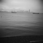 Seattle Skyline by jhorsager