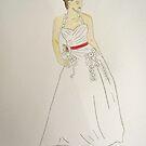 Wedding Dress No 5 by CreativeEm