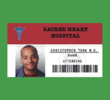 Scrubs - Christopher Turk M. D. by Laren17