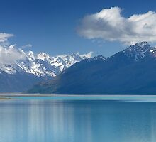 Mount Cook by Dave Lloyd