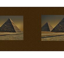 The Great Pyramid of Giza Cairo Egypt  Mug by ✿✿ Bonita ✿✿ ђєℓℓσ