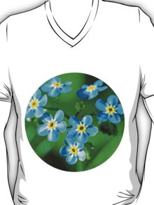 Forget-me-not flowers T-Shirt