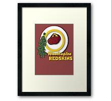 Potato Redskins Framed Print