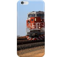 bhp Billiton Iron Ore, WA iPhone Case/Skin