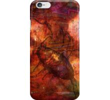 When The Stars Are Right - The Cat's Paw Nebula in Scorpius iPhone Case/Skin