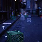Crates and Coffee by Lisa Bow