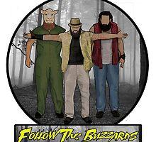 """The Wyatt Family """"Follow The Buzzards"""" by TheTeeMan"""