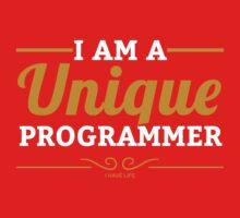 programmer : i am a unique programmer Kids Clothes
